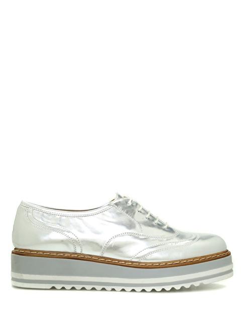 Carvela Ayakkabı Gümüş